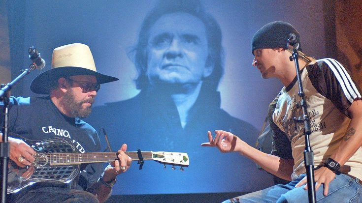 Hank Williams Jr. & Kid Rock Pay Tribute To Johnny Cash With 'There Ain't No Good Chain Gang' | Classic Country Music Videos