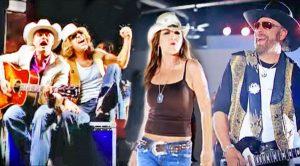 Big & Rich, Van Zant & Gretchen Wilson Join Hank Jr. For 2006 Music Video