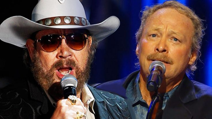 Fans Surprised When Alan Jackson Brings Hank Williams Jr. On Stage For Iconic 'The Blues Man' Duet | Classic Country Music Videos