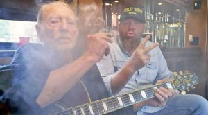 Willie Nelson Stars In Toby Keith's Blazing Video For 'Wacky Tobaccy'