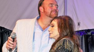John Carter Cash Shares Words Of Love & Support For Loretta Lynn After Her Fall