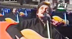 Johnny Cash Offers A Nod To Best Bud Kris Kristofferson With 'Me And Bobby McGee'