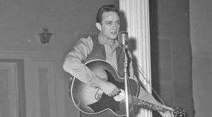 Johnny Cash Messed Up Lyrics In 1954 Demo Recording