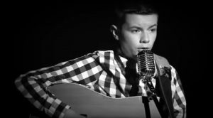 Irish Boy Gives Fantastic Cover Of George Jones' Ballad 'Who's Gonna Fill Their Shoes'