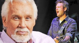 Blake Shelton Honors Kenny Rogers With Energetic 'The Gambler' Performance