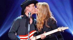 "Clint Black & Lisa Hartman's Duet ""You Still Get To Me"" Shows They Are Still Deeply In Love"
