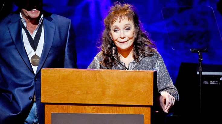 Loretta Lynn Shares First Message To Fans After Suffering Serious Fall | Classic Country Music Videos