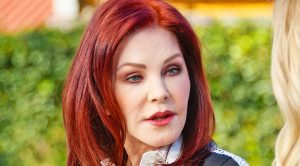 "Priscilla Presley Rejects Rumors Her Father Made Her Pursue Elvis: ""That Never Happened"""