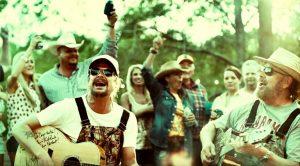 Kid Rock & Hank Williams Jr. Beam Southern Pride In Explosive 'Redneck Paradise'