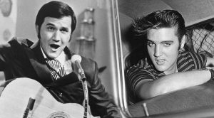 Roger Miller's Son Recalls His Dad's Meeting With Elvis On Sunset Boulevard
