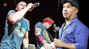 "3 Doors Down Covers Garth Brooks' ""The Dance"" In 2014 Show"