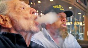 Toby Keith & Willie Nelson Co-Star In High-larious Video For 'Wacky Tobaccy'