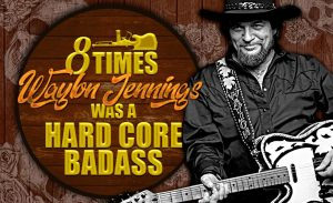 8 Times Waylon Jennings Was A Hard Core Badass