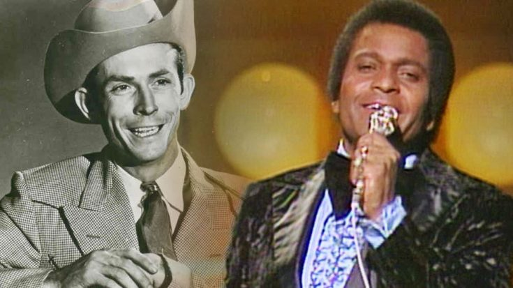 """Charley Pride Storms The Charts With Hank Williams Classic, """"Kaw-Liga"""" 