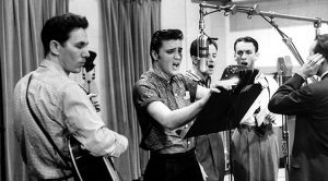 "Elvis' Rockabilly ""Blue Moon of Kentucky"" Took America By Storm"