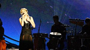 Like An Arctic Blast, LeAnn Rimes Left Winter Olympics Breathless With Mighty Song