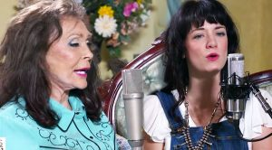 Loretta Lynn Invites Outlaw Singer To Perform Flawless 'Don't Come Home-a-Drinkin""