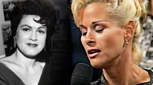 """Patsy Cline Honored With Raw, Tender """"Crazy"""" By Lorrie Morgan"""