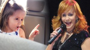 "Sassy 4-Year-Old Sings Reba McEntire's ""Fancy"" With Some Serious Attitude"