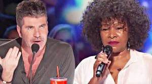 Simon Told Her To Stop Singing, So She Proved Him Wrong With A Different Song