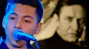 15-Year-Old Sounds Practically Identical To Johnny Cash In Fiery 'Ring Of Fire' Performance