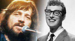Waylon Jennings Emotionally Recalls Moments Before Buddy Holly's Tragic Plane Crash