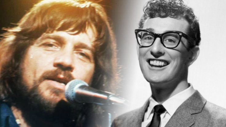 Waylon Jennings Recalls Moments Before Buddy Holly's Tragic Plane Crash | Classic Country Music Videos