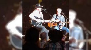 Blake Shelton's Overjoyed Reaction To Trace Adkins Singing 'You're Gonna Miss This' Is Everything