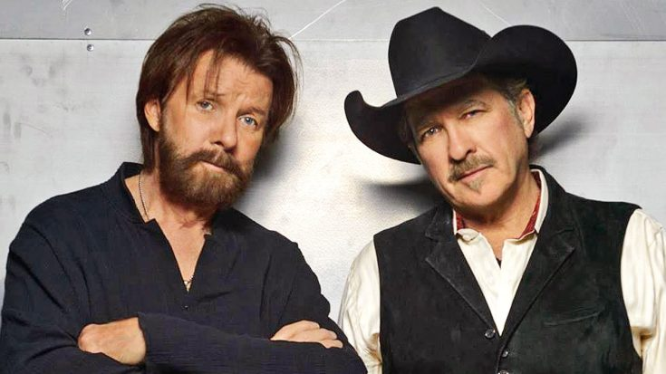 Brooks & Dunn Say Merle Haggard Convinced Them To Get Back Together | Classic Country Music Videos
