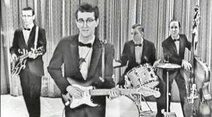 Buddy Holly & The Crickets Perform 'That'll Be The Day' On Historic Ed Sullivan Show