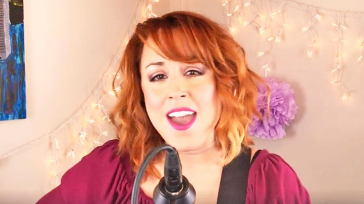Former 'Voice' Singer Embraces Old Country Sound In Tammy Wynette Classic   Classic Country Music Videos