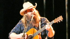 For The First Time In Public, Chris Stapleton Performs Eerie Rendition Of Bluegrass Favorite
