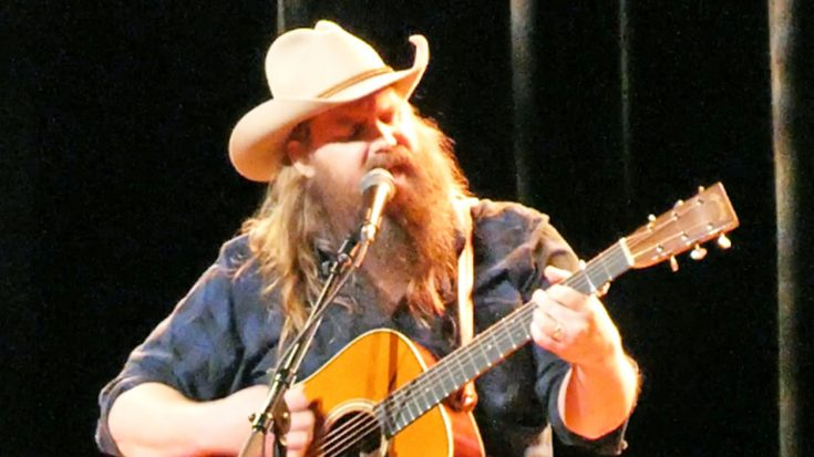 For The First Time In Public, Chris Stapleton Performs Eerie Rendition Of Bluegrass Favorite | Classic Country Music Videos