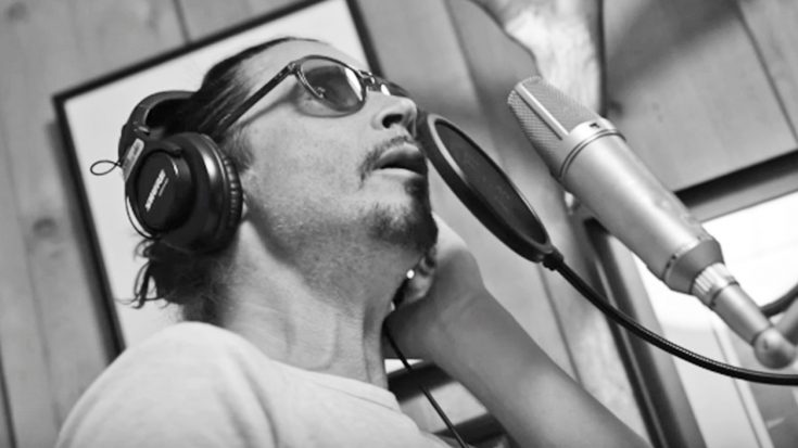 Hear The Late Chris Cornell's Hauntingly Beautiful Recording Of Johnny Cash's Unknown Poems | Classic Country Music Videos