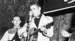 Unreleased Recording Of Young Elvis Singing First #1 Hit Will Let You Relive His Legacy