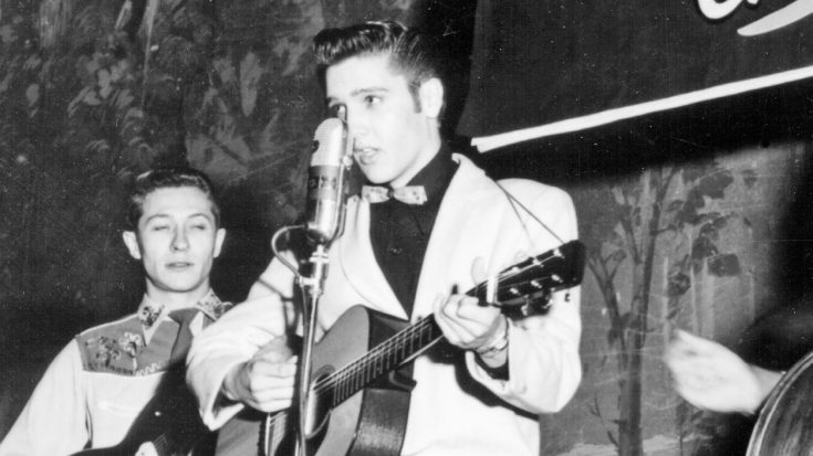 Unreleased Recording Of Young Elvis Singing First #1 Hit Will Let You Relive His Legacy | Classic Country Music Videos