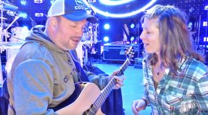 Garth Brooks Joins Singing Astronaut For Magical Duet On 'The River'