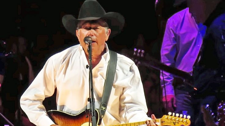 Merle Haggard's Legacy Lives On In George Strait's Sincere Cover Of 'Sing Me Back Home' | Classic Country Music Videos