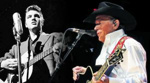 George Strait Dishes Heavy Dose Of The Blues With Killer Elvis Presley Tribute