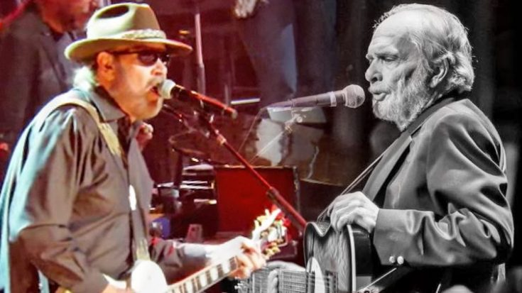 Hank Jr. Makes Merle Haggard Proud With Fiery 'I Think I'll Just Stay Here & Drink' Performance | Classic Country Music Videos