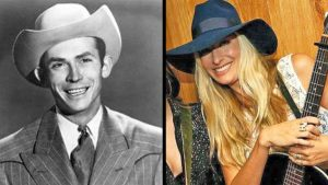 Hank Williams' Granddaughter Shares Rare Photo Of Him Without A Cowboy Hat
