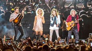 Little Big Town Brings Down The House With Electrifying Cover Of Eagles Megahit