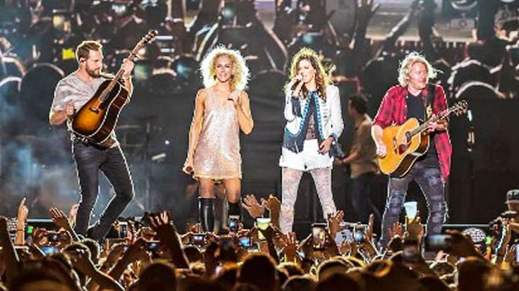 Little Big Town Brings Down The House With Electrifying Cover Of Eagles Megahit | Classic Country Music Videos