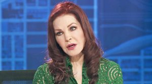 Priscilla Presley Says In Interview Elvis Was 'Religious' About Protecting Himself From Germs