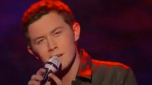 Scotty McCreery Sings George Strait's 'I Cross My Heart' During Time On 'Idol'