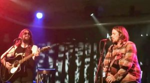 Lukas Nelson & Shooter Jennings Honor Their Fathers With Rockin' 'Good Hearted Woman'