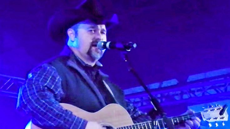 """Daryle Singletary Covers Conway Twitty's """"I'd Love To Lay You Down"""" In 2014 