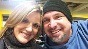 Trisha Yearwood Digs Up Old Photo With Garth Brooks & It's Absolutely Priceless