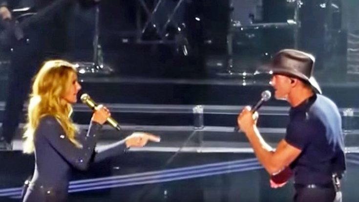 Tim McGraw & Faith Hill Thrill Fans With Aretha Franklin, George Michael Duet | Classic Country Music Videos