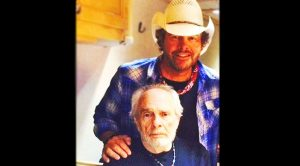 Toby Keith Opens Up About Helping Merle Haggard Through One Of His Final Shows